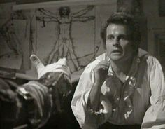 Frankenstein from the series Mystery and Imagination, British Horror TV