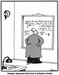Einstein far side