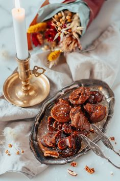 Most Delicious Recipe, Christmas Inspiration, Toffee, Yummy Food, Ethnic Recipes, Sticky Toffee, Candy, Delicious Food