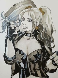 Naughty Harley
