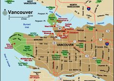 Vancouver, Canada, is located on the southwest coast of British Columbia, Canada's most westerly province. Here is the location map. Vancouver Seattle, Stanley Park Vancouver, Vancouver Skyline, Vancouver Bc Canada, Vancouver Travel, Vancouver Island, Canada Cruise, Canada Travel, Canada Summer