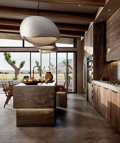 Modern Interior Design, Interior Architecture, Interior And Exterior, Kitchen Interior, Room Interior, Modern Decor, Kitchen Design, Design Your Home, House Design