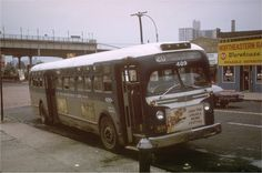 CLUB TRANSPORTATION(YONKERS)OLD LOOK GMC