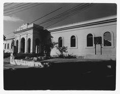 "Antiguo Hospital Militar Español de Ponce*****  ""Antiguo Hospital Militar Espanol de Ponce"" by PABLO OJEDA for Puerto Rico State Historic Preservation Office..Original uploader was Quazgaa at en.wikipedia -"