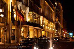 Hilton am Gendarmenmarkt - #Building, #city, #Gebäude, #Stadt
