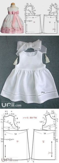 Baby clothes should be selected according to what? How to wash baby clothes? What should be considered when choosing baby clothes in shopping? Baby clothes should be selected according to … Baby Dress Patterns, Kids Patterns, Doll Clothes Patterns, Sewing Clothes, Clothing Patterns, Diy Clothes, Dress Sewing, Sewing Patterns, Sewing Tutorials