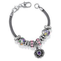Brighton Birthstone charm bracelet