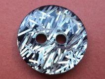 4 kleine Knöpfe silber 13mm (565)