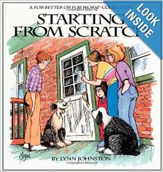 The Pattersons face the daily challenges of raising three growing kids, an aging sheepdog named Farley, and now Farley's bouncy puppy Edgar. Farley gracefully exits the strip in this collection as he saves young April from the Sharon River, and is remembered as a hero.