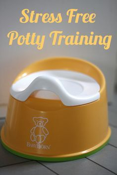 7 Tips for Stress Free Potty Training.
