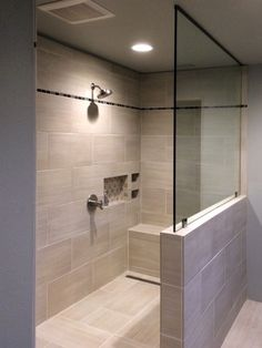 I am about to use this out the minute I'm able to. walk in shower remodel Modern Bathtub, Modern Bathroom Design, Bathroom Interior Design, Modern Design, Bathroom Faucets, Small Bathroom, Master Bathrooms, Chic Bathrooms, Bath Vanities