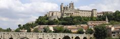 Beziers Hotels & Accommodation, Languedoc-Roussillon