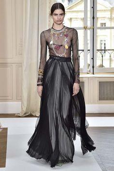 Schiaparelli Paris Haute Couture Fall Winter 2017-2018 Paris July 2017