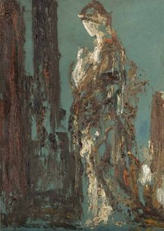 gustave moreau helene Looks like an underpainting or a study. Very enlightening as to his process.