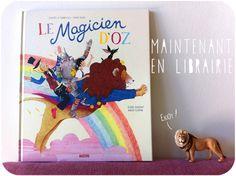 Le magien d'Oz * Anouk Filippini & Elodie Coudray
