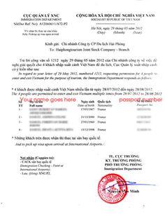 Faites Visa Vietnam lettre Approuvépour obtenir un visa à l'arrivée - https://vietnamvisa.gouv.vn/faites-visa-vietnam-lettre-approuve-pour-obtenir-un-visa-larrivee/