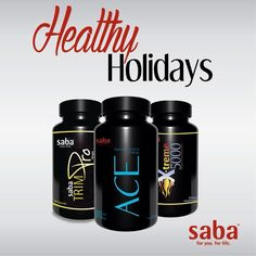 Saba has something for Everyone... Weather you chose Health for your self, or someone you care about.. Order here: www.acehealthwealth.sababuilder.com