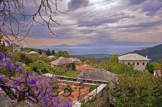 Village of Drakia, Mount Pelion, Greece Nik Collection, Beautiful World, Beautiful Places, Ancient Greek Theatre, Ancient Ruins, Thessaloniki, Greece Travel, Day Trip, National Parks