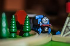 Thomas the train by Christian Khuong · 365 Project