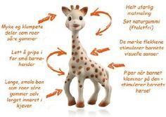 Sophie La Girafe / Sophie the Giraffe, check! Sophie Giraffe Teether, Giraffe Baby, Baby Needs, Baby Love, Baby Baby, Toddler Age, Teething Toys, Teething Babies, Giraffes