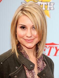 Chelsea Kane hair