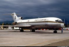 Mexicana de Aviacion Boeing 727-264/Adv