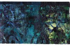 Rock Pool Study: Ellen Jaye Benson