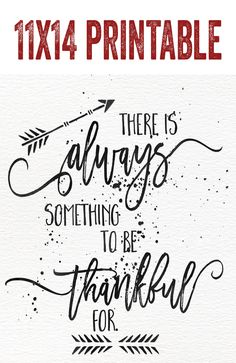 Thankful Free Printable & HGTV Update                                                                                                                                                                                 More