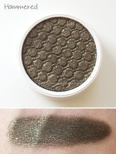 Colourpop Super Shock Eyeshadows - Hammered