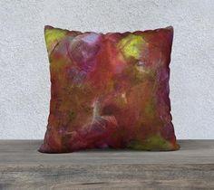 Essence, Sunrise - Pillow Cover, Square, 22x22