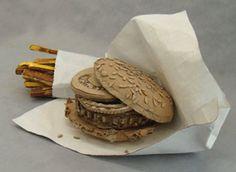 the cardboard kitchen burger