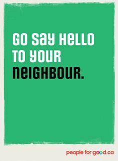 #neighbour #dogood #gooddeeds