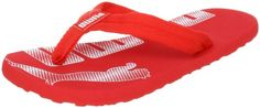 Puma Epic Flip Jr 353025 Unisex-Kinder Zehentrenner, Rot (high risk red-white 02), EU 34 (UK 1.5) (US 2.5) - http://on-line-kaufen.de/puma/34-eu-puma-epic-flip-jr-unisex-kinder-zehentrenner-4