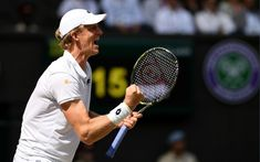 Can you spot the connection between Kevin Anderson – Sunday's surprise Wimbledon finalist – and last month's French Open champion, Simona Halep?