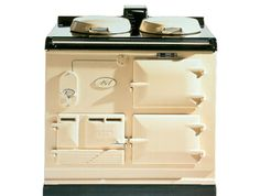 2 Oven AGA Classic Special Edition Heat Storage Cast Iron Range Cooker - Cream