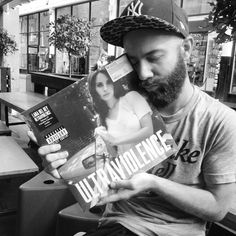 Aww Woodkid loves his Lana Del Rey #LDR