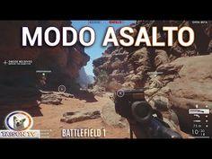 Battlefield 1 Modo Asalto Gameplay Beta Abierta en el Desierto del Sinai