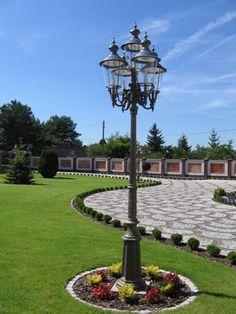 Oświetlenie ogrodowe od producenta – firma Casting KS | Bydgoszcz