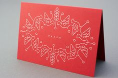 Christmas card 2012 › Dan Forster in Holiday Design