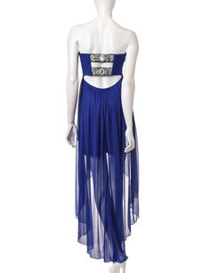 Shop today for City Triangles Royal Blue Beaded Hi-Lo Dress & deals on Prom Dresses! Official site for Stage, Peebles, Goodys, Palais Royal & Bealls.