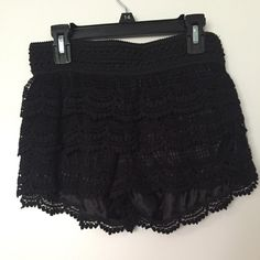 For Sale: Black shorts for $5