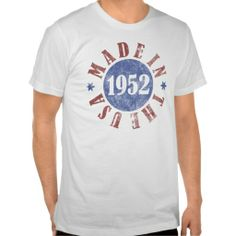 =>>Cheap          1952 Made In The USA Shirts           1952 Made In The USA Shirts Yes I can say you are on right site we just collected best shopping store that haveThis Deals          1952 Made In The USA Shirts Here a great deal...Cleck Hot Deals >>> http://www.zazzle.com/1952_made_in_the_usa_shirts-235564037472102110?rf=238627982471231924&zbar=1&tc=terrest