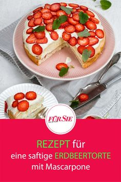 Superfood, Delicious Desserts, Cheesecake, Ice Cream, Fitness, Baby, Cuisine, Recipes With Mascarpone, Yogurt
