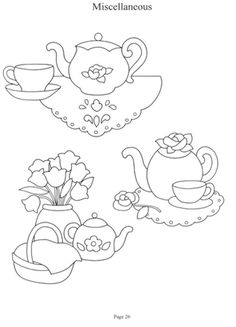 Clip Art for Quilters - Maria Alejandra Farjat - Picasa Web Albums Embroidery Patterns Free, Vintage Embroidery, Quilt Patterns, Machine Embroidery, Embroidery Designs, Dish Towel Embroidery, Ribbon Embroidery, Cross Stitch Embroidery, Primitive Stitchery