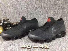 half off fed02 fc12e Nike Air Vapormax Flyknit Mens Air Max 2018 Shoes Black Nike Air Vapormax, Nike  Air