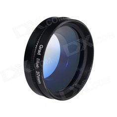 Color: custom10001; Brand: HighPro; Model: 37GC_B; Material: Aluminum alloy + Optical glass; Quantity: 1 Set; Compatible Brand: GoPro; Compatible Models: Hero 3+ / Hero 3; Lens Diameter: 37mm; Packing List: 1 x 37mm Converter Ring 1 x 37mm Graduated Blue filter1 x 37mm Lens Cap; http://j.mp/VIJ5DA