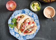 Eat that leftover zucchini you have for some chicken zucchini fajitas and chipotle and drink some watermelon coolers to top it off. Chipotle Crema, Chicken Zucchini, American Food, Fajitas, Main Dishes, Food And Drink, Mexican, Yummy Food, Lunch