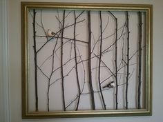 Framed Twigs