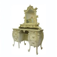 Friday's Furniture Feature from Chichi; Dreaming of Dressing Tables! http://www.chichifurniture.com/products/furniture/bedroom/dressing-tables/