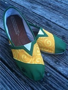 Baylor TOMS! Really want these!!